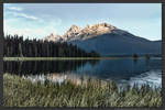 Spray Lakes Vista