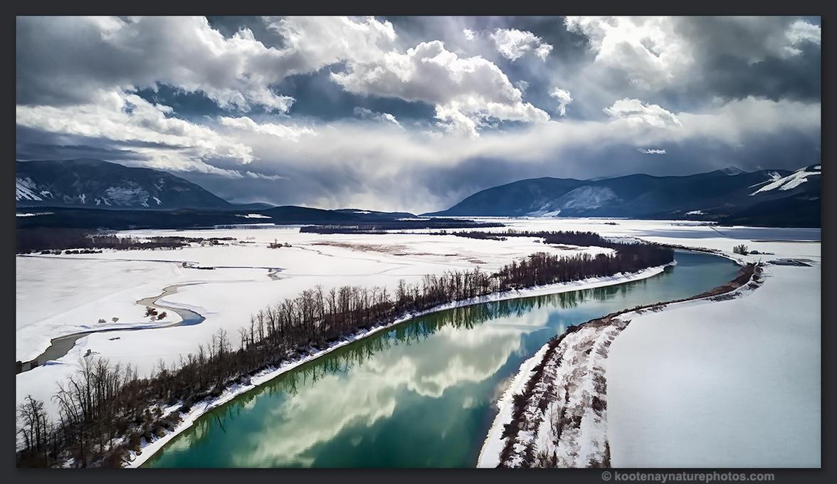 Kootenay River 1 by kootenayphotos