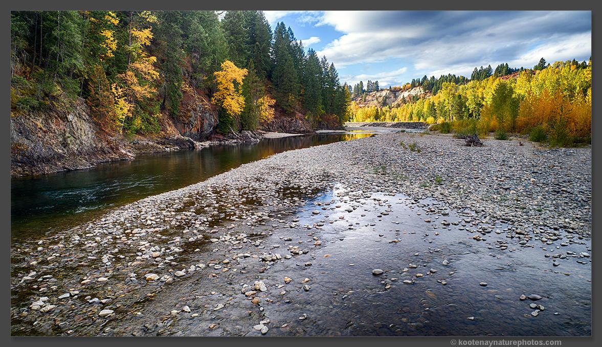 Goat River 5 by kootenayphotos