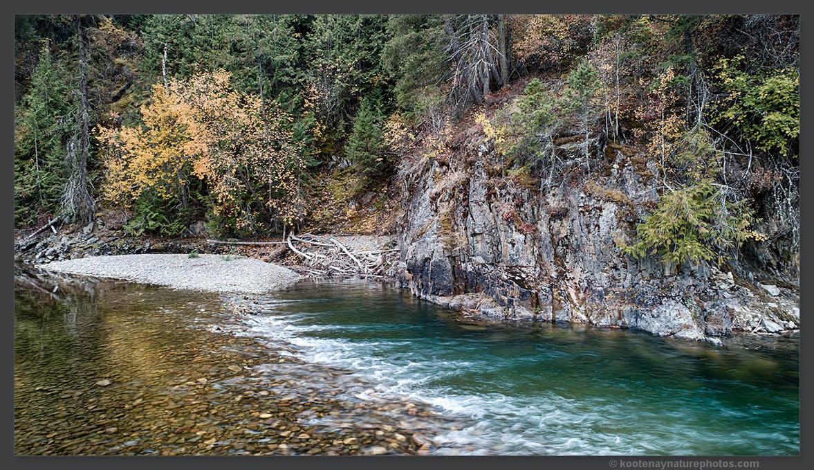 Goat River 6 by kootenayphotos