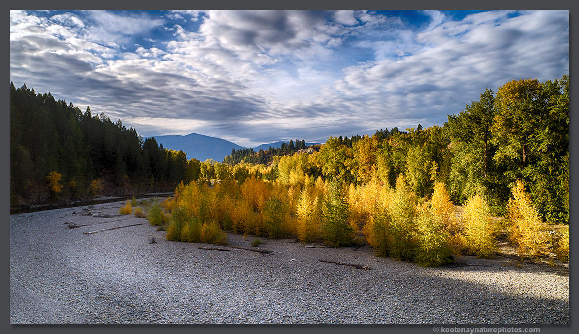Riverbed 2 by kootenayphotos