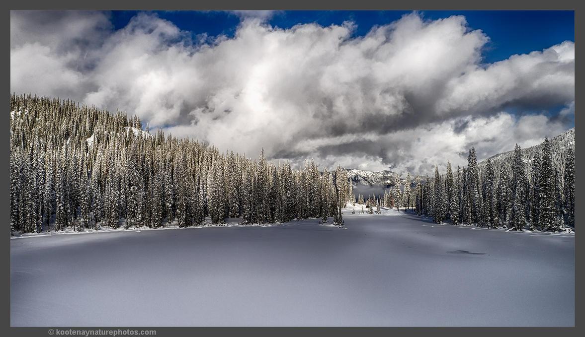 Bridal Lake by kootenayphotos