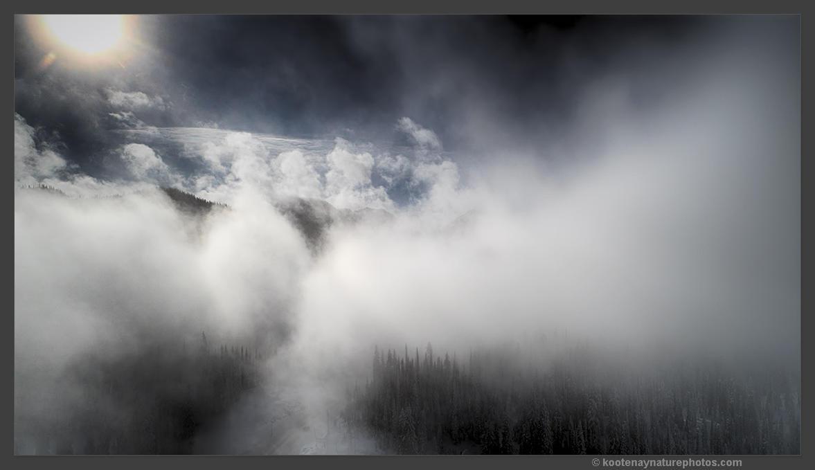 Clouds by kootenayphotos
