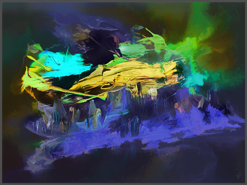 Abstract 10408 by kootenayphotos