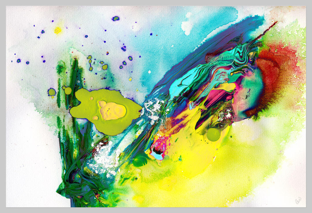 Abstract 10411 by kootenayphotos