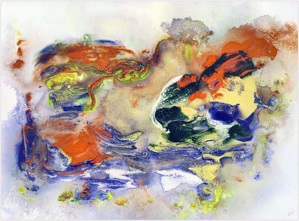 Abstract 10450 by kootenayphotos