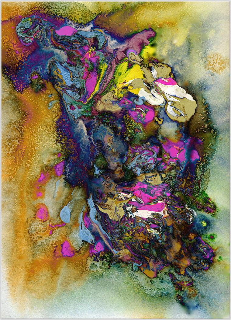 Abstract 10457 by kootenayphotos
