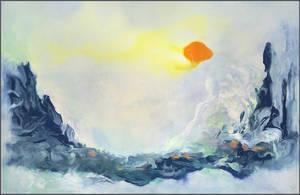Sunrise by kootenayphotos