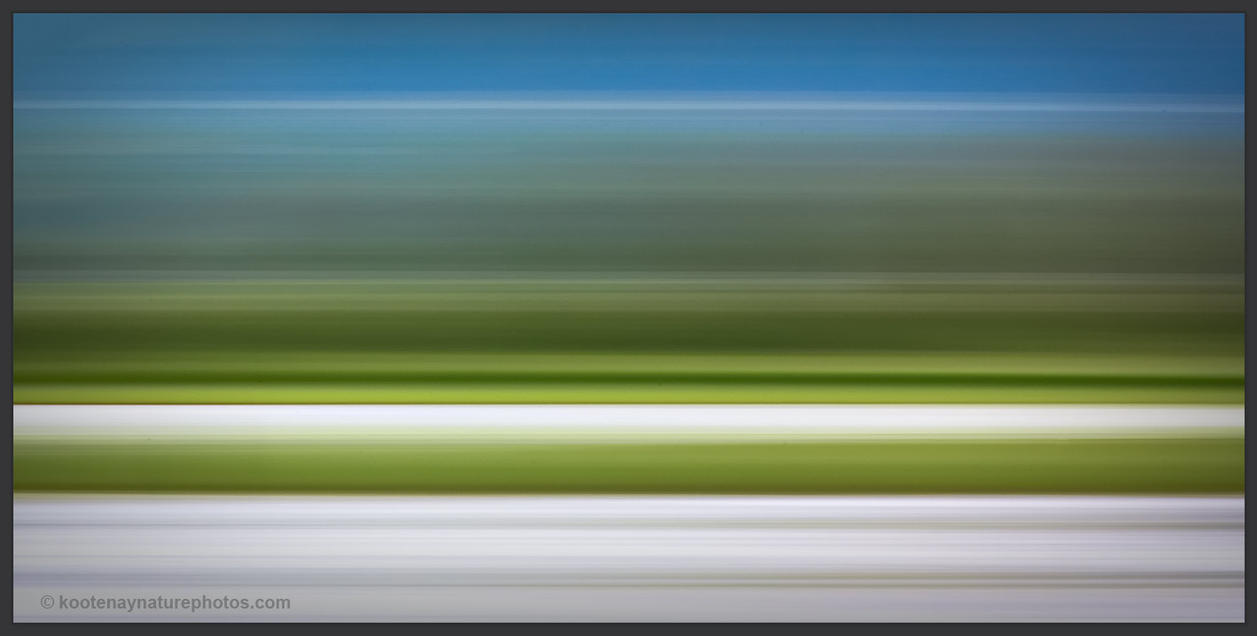 Motion Abstract by kootenayphotos