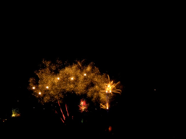 fireworks 2011_3 by Luckychannel
