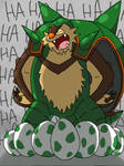 Day 15: Favorite fighting type: Chesnaught