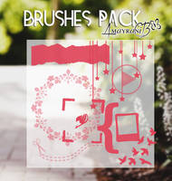 PACK BRUSHES by AmayraniCB