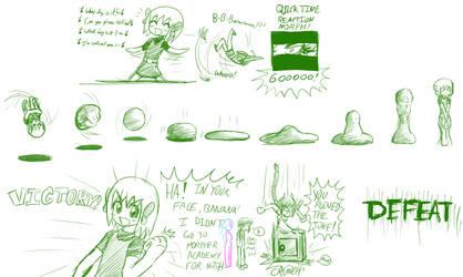 Fasen's so aPEELing by DoodleDowd
