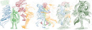 $Fairy Girls Fairy Fusion - FUSION RAID