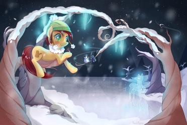 Canni - Winter Wonderland by PatchNpaw