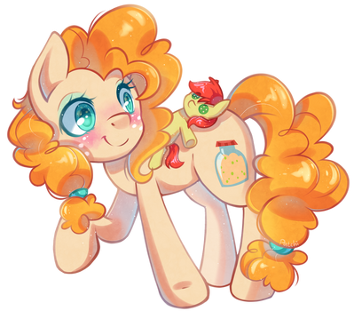 Pear Butter by PatchNpaw