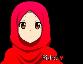 Risha by Crowmaru