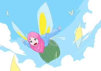 Butterfly by Crowmaru