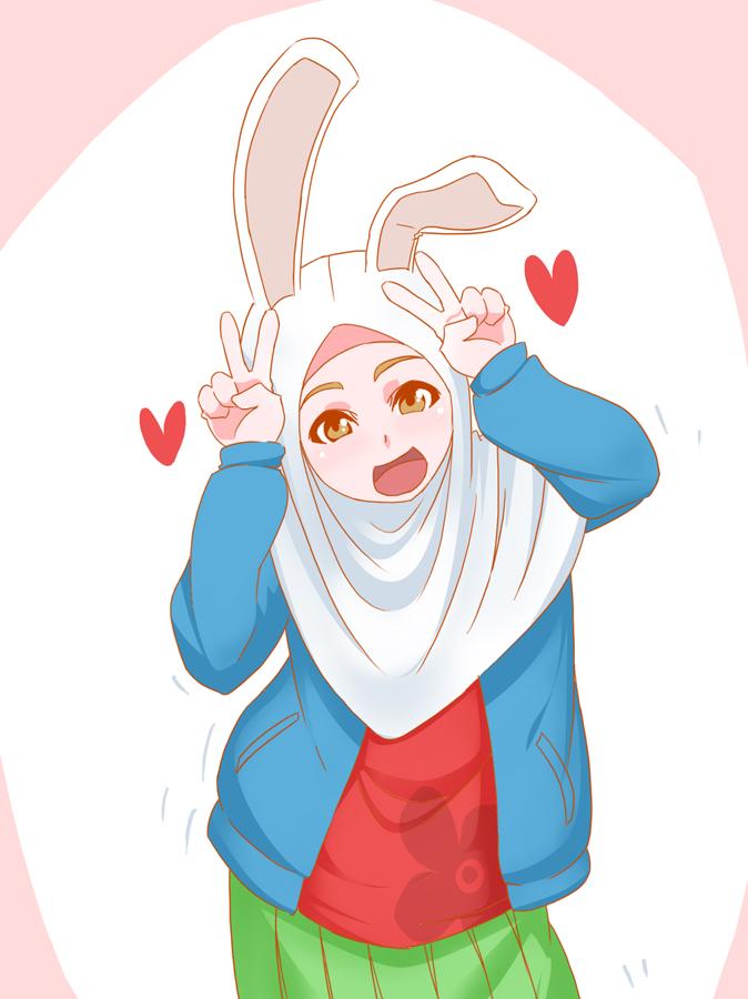 Bunny by Crowmaru