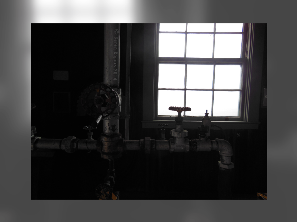 Pipes and Lighting by Sir-Egon