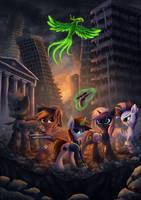 <b>Fallout: Equestria Poster</b><br><i>Atlas-66</i>
