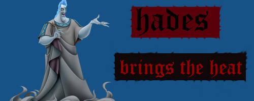 Hades brings the heat ssb4 by soniclvr