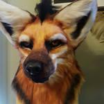 Schingiuire - Maned Wolf Custom - FINISHED