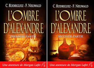L'ombre d'Alexandre  - Cover book