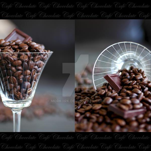 coffee and chocolate by MorkOrk