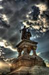 Statuia Eroilor Sanitari HDR