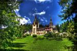 Peles Castle HDR