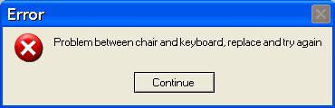Funny Error 79 by Playstation3hero