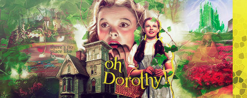 Oh Dorothy!