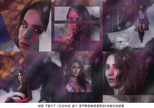 No text Icons by strongerdiamonds
