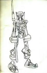 Ma'oihe Sketch by dinshino