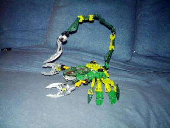 Scorpio Bot by dinshino
