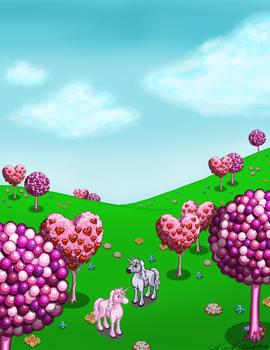 Bubblegum Hearts