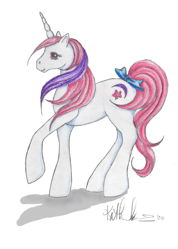 Baby Moondancer by V-Babe007