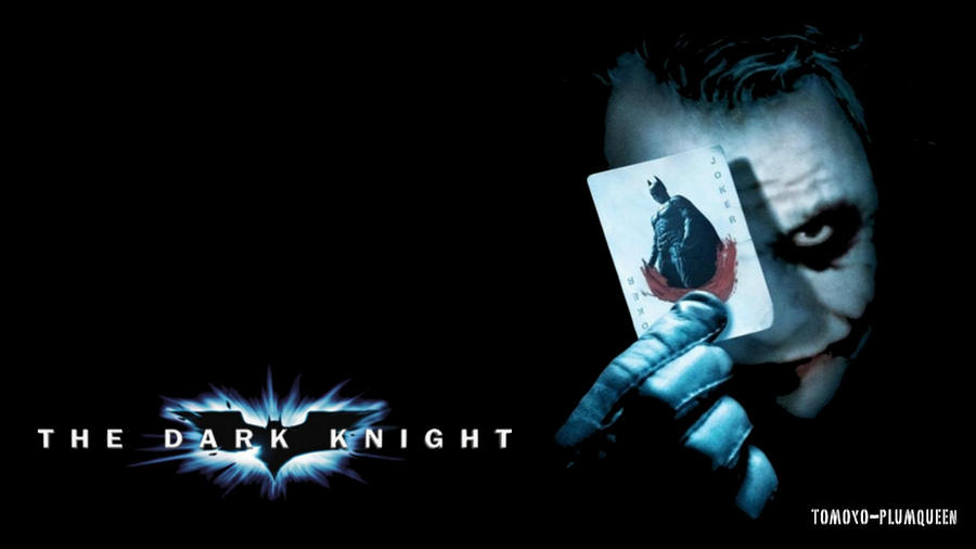 Joker DarkKnight Wallpaper by Tomoyo-plumqueen