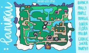 Lanikai Map