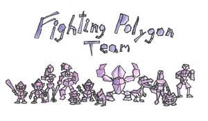 Fighting Polygon Team. vs.12 by PowerCristal