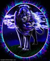 ' Spirit ' - Blue Lion