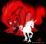 Red Bull and the last Unicorn