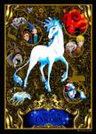 The last unicorn Cover