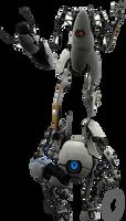Source Smash: Atlas and P-Body (Unlock)