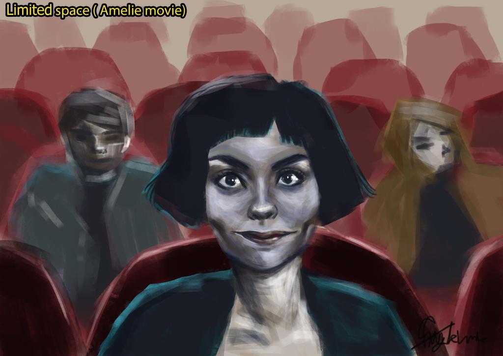 Fan art from Amelie by froykanok