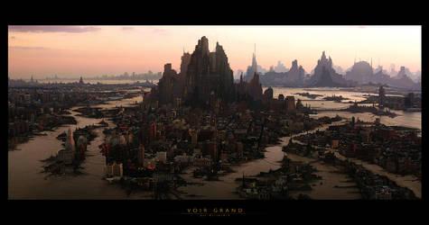 Voir Grand by Grivetart