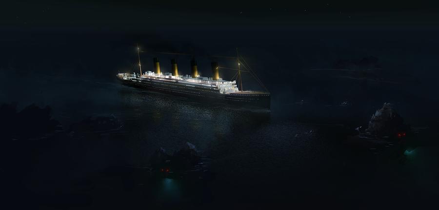Titanic: An hidden truth by Grivetart