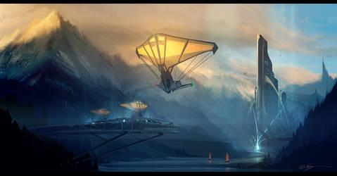 Dreamgate by Grivetart