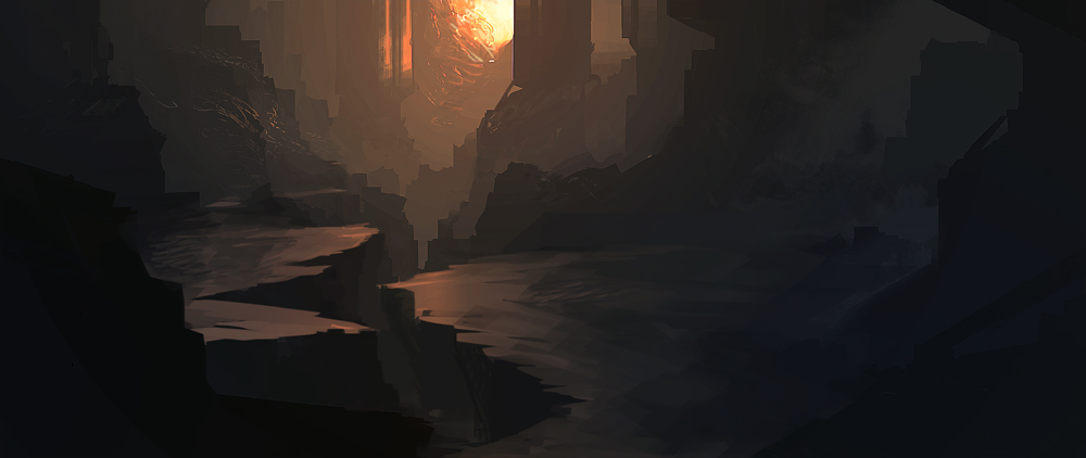 Environment Speed Painting 1